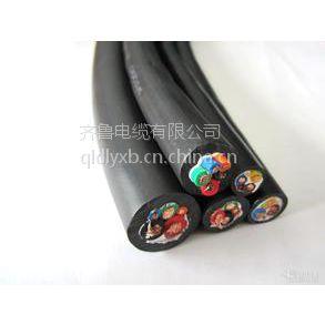 供应齐鲁牌铜芯聚乙烯绝缘聚乙烯护套交联电缆YJV32 1*240