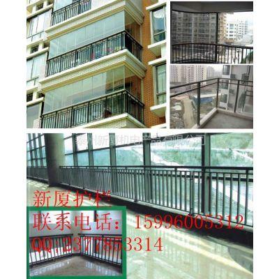 供应吉安市热镀锌阳台护栏  阳台护栏的价格   阳台护栏的图片