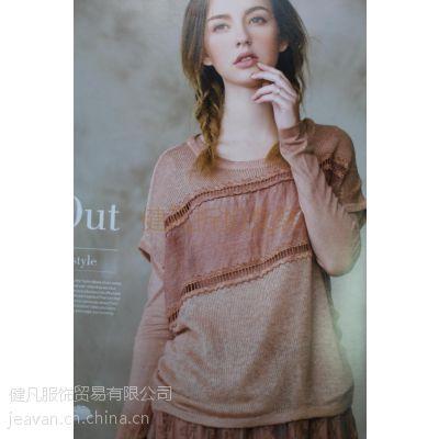 供应韩版连衣裙/折扣女装库存/品牌女装尾货批发