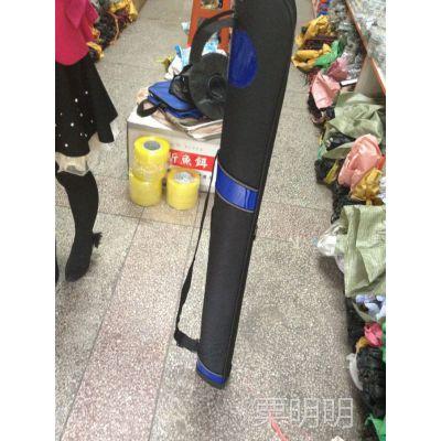 1.2M三角台钓包单层硬壳竿包渔具包渔竿包 台钓包 长节手杆包