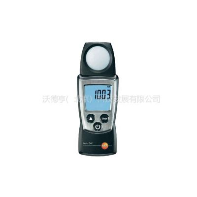 供应德国testo540照度仪-低价促销,