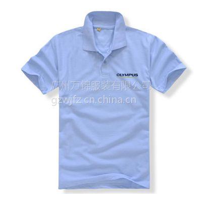 广州白云区T恤衫定做,白云区工厂T恤衫定制,定制白云翻领T恤衫厂家