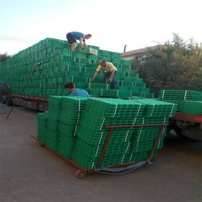 羊床漏粪板 双筋加厚 防滑塑料漏粪地板 福德中兴厂家直销