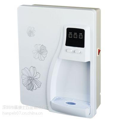 厂家供应壁挂管线机OEM 白色高档超薄直饮水机 内胆加热 GX1
