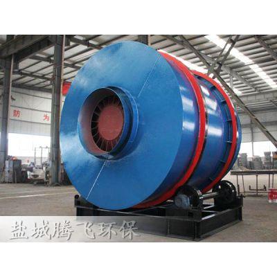 烘干机滚动轴承发热如何处理 腾飞环保专业生产环保设备