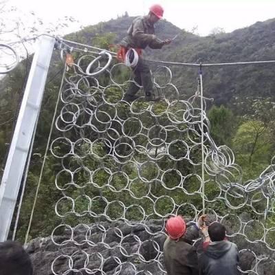 宁波市SNS柔性边坡防护网选隆恩