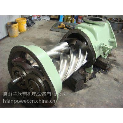 寿力螺杆空压机主机大修-寿力空压机机头大修