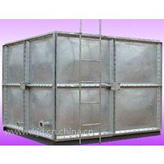 供应深圳厂家热镀锌钢板水箱