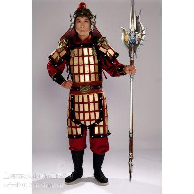 供应古代将军士兵服装出租 天兵天将服饰租赁 古装出租