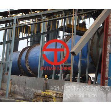 供应煤泥产量增加量了,有干燥设备,怎么进行改造_九天机械