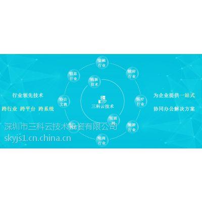 深圳开发电商平台网站报价【三科云技术】