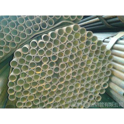 供应焊管理论重量表 dn20焊接管批发 天津津南区焊管批发