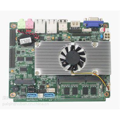供应D2550 凌动CPU 迷你主板 mini-itx工业板卡 工控电脑 工业一体机主板 POS机主板