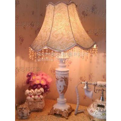 供应台灯供应欧式简约水晶台灯厂家大气客厅灯卧室灯台灯价格