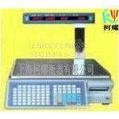 供应青浦电子条码秤溯源电子秤追溯电子秤加厚