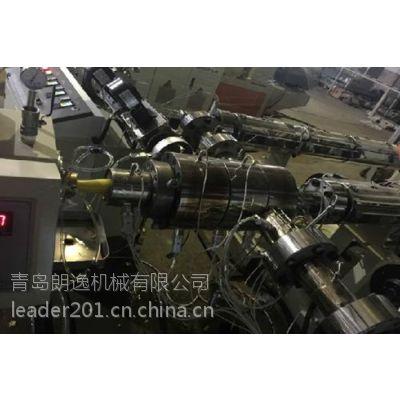 朗逸机械(图)、超静音管生产线、静音管生产线