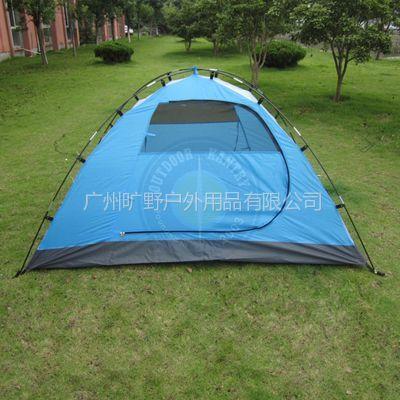 供应暴雨暴雪耐用帐篷 双门铝杆露营帐篷 旅行登山帐篷 广州户外帐篷厂
