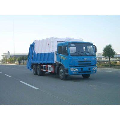 供应解放20方重型压缩垃圾车在哪里改装,解放重型压缩垃圾车价格多少?成龙威生产改装环卫垃圾车质量好吗?