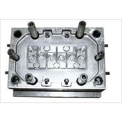 供应上海奎星注塑模具厂家设计报价 电池盒塑料模具 注塑成型模具加工