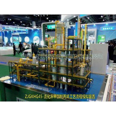 ZJGKHG22-碳五加氢石油树脂工艺模拟装置