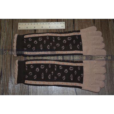 馨海怡袜子厂家批发 品牌代工 纯棉袜子男士春夏 五指袜定制
