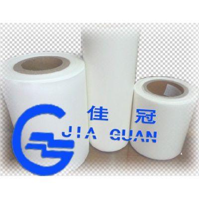 供应持久供应离型纸,80g蓝格拉辛单硅