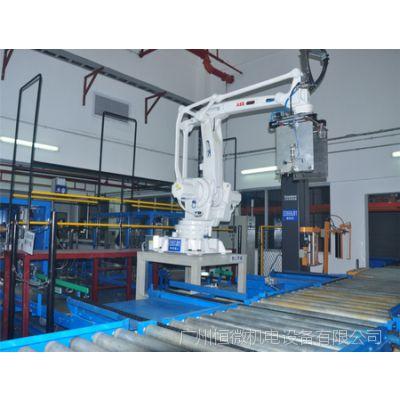广东佛山厂家供应全自动码垛机生产线,码垛机器人