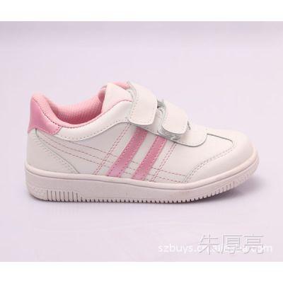 2015外贸儿童运动鞋/优质韩版童鞋/防滑鞋底学生鞋低价批发订货