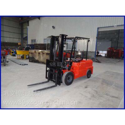 北京市锦旺牌60V150AH电动叉车面粉厂用