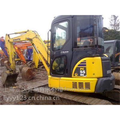 IE小松55-7二手挖掘机价格/成都二手挖掘机市场