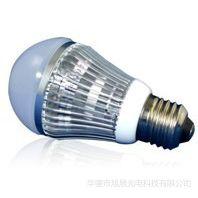 旭展光电厂价直销LED照明灯饰G60球泡灯606A51W-CL E27螺口可定制