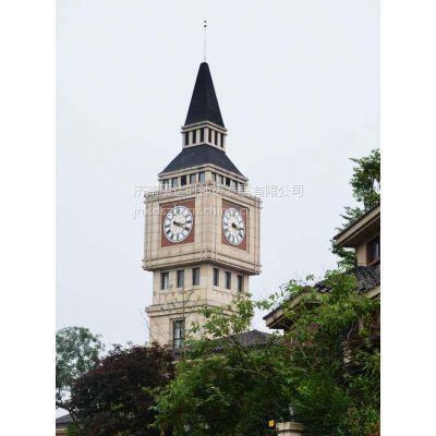 建筑塔钟 墙面大钟 学校墙面大钟 报时钟 景观墙面钟 特大户外挂钟
