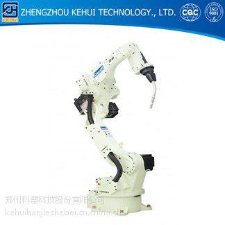 供应自动焊接机器人高质量焊道六轴机械臂OTC河南