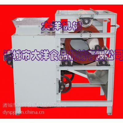新型蚕豆开口机,大洋牌川豆划口设备