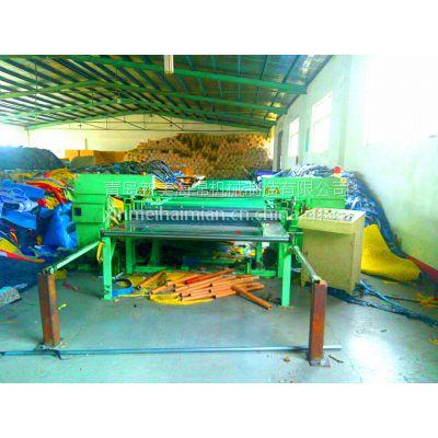 海绵切边机械、卷材裁边机、泡绵裁边机、复合材料裁边机械、青岛新美