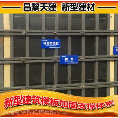 软膜散拼剪力墙组合模板支撑-技术定制