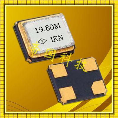 泰艺XX-3225m石英晶振贴片高精度晶体谐振器广东代理商