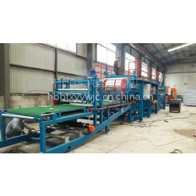 保温箱生产线设备厂家河北沧州兴益压瓦机厂
