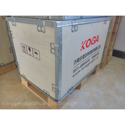济南厂家供应东营高矢量变频器专用钢边箱/尺寸均可定制