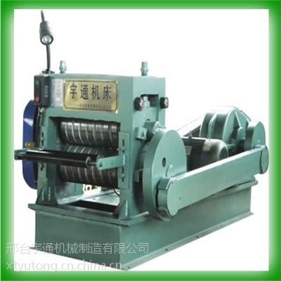 供应LZY型冷轧圆机 轧圆螺纹钢锚杆的端头 宇通生产厂家专供