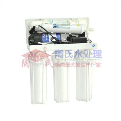 供应厂家批发50加仑手动冲洗纯水机 50G标准机 原水处理设备 RO机 逆渗透