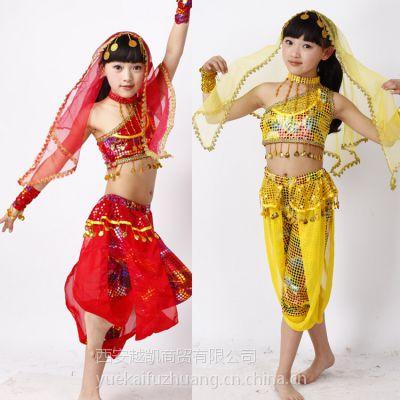 六一儿童演出服|少儿舞蹈服装|童装舞蹈表演服