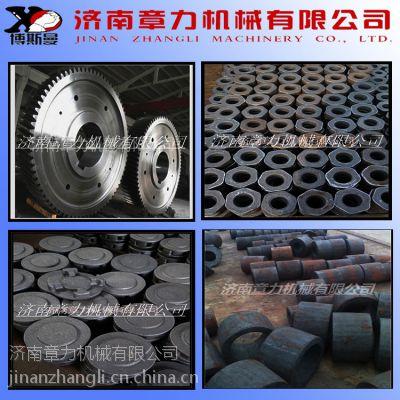 章力机械 圆管切割加工 不锈钢圆筒锻件 车床加工 304不锈钢材质