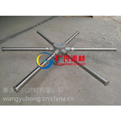 不锈钢中排 中间排液装置 中排绕丝滤芯 中排绕丝支管1.2米长