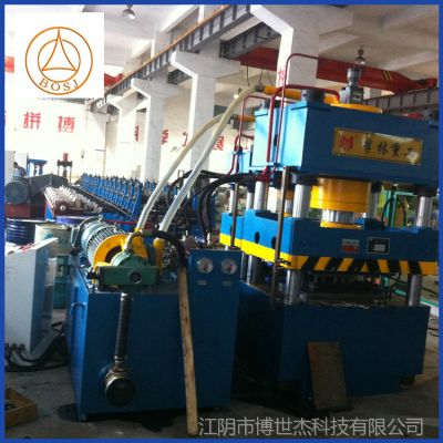 供应加工定制 护栏板冷弯设备 护栏板辊压设备