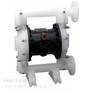QBY型塑料气动隔膜泵(单边型)