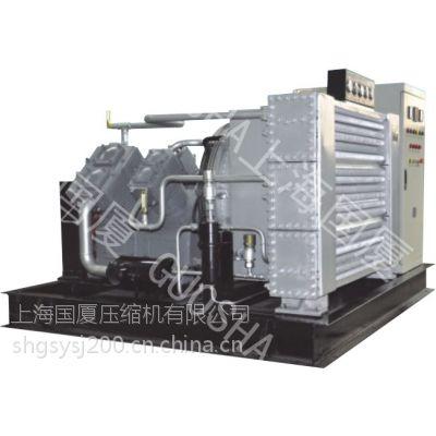国厦大型空气压缩机 10Mpa-35Mpa(兆帕)的压力,空压机设备