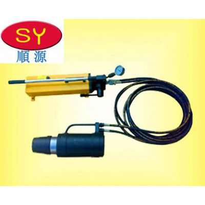 供应张拉机具,技术领先MSY-120/15型手动锚索张拉机具