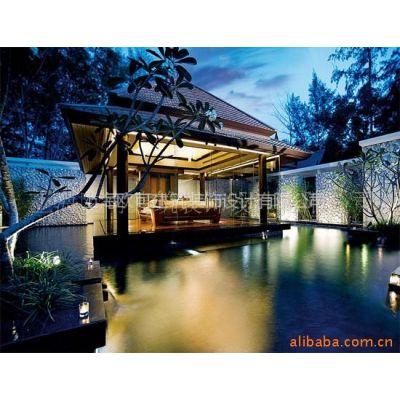 供应旅游度假村、星级酒店建筑室内设计(图)