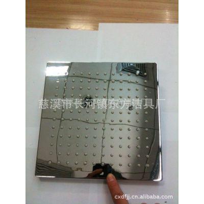 供应[慈溪东方洁具] CX-2092不锈钢背面方顶喷